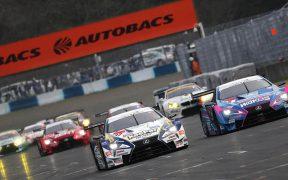 Lexus przygotowuje się do sezonu wyścigowego